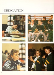 Page 10, 1988 Edition, Gordon Graydon Memorial Secondary School - Gremlin Yearbook (Mississauga, Ontario Canada) online yearbook collection