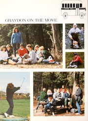 Page 14, 1988 Edition, Gordon Graydon Memorial Secondary School - Gremlin Yearbook (Mississauga, Ontario Canada) online yearbook collection