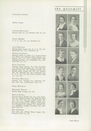 Page 15, 1933 Edition, Shaker Heights High School - Gristmill Yearbook (Shaker Heights, OH) online yearbook collection