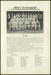 Page 17, 1934 Edition, Shaker Heights High School - Gristmill Yearbook (Shaker Heights, OH) online yearbook collection