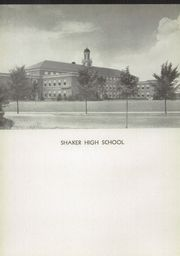 Page 6, 1936 Edition, Shaker Heights High School - Gristmill Yearbook (Shaker Heights, OH) online yearbook collection
