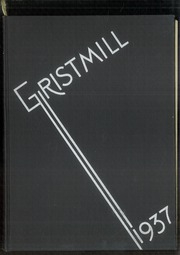 1937 Edition, Shaker Heights High School - Gristmill Yearbook (Shaker Heights, OH)