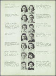 Page 13, 1944 Edition, Shaker Heights High School - Gristmill Yearbook (Shaker Heights, OH) online yearbook collection