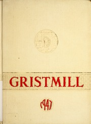 1947 Edition, Shaker Heights High School - Gristmill Yearbook (Shaker Heights, OH)