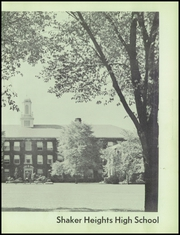 Page 7, 1951 Edition, Shaker Heights High School - Gristmill Yearbook (Shaker Heights, OH) online yearbook collection