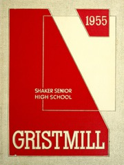 1955 Edition, Shaker Heights High School - Gristmill Yearbook (Shaker Heights, OH)