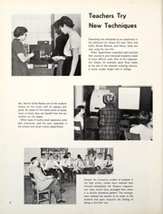 Page 10, 1955 Edition, Shaker Heights High School - Gristmill Yearbook (Shaker Heights, OH) online yearbook collection