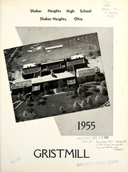 Page 5, 1955 Edition, Shaker Heights High School - Gristmill Yearbook (Shaker Heights, OH) online yearbook collection