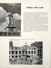 Page 8, 1955 Edition, Shaker Heights High School - Gristmill Yearbook (Shaker Heights, OH) online yearbook collection