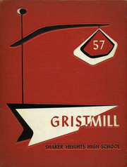 Page 1, 1957 Edition, Shaker Heights High School - Gristmill Yearbook (Shaker Heights, OH) online yearbook collection