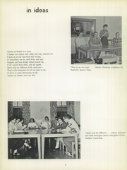 Page 10, 1957 Edition, Shaker Heights High School - Gristmill Yearbook (Shaker Heights, OH) online yearbook collection