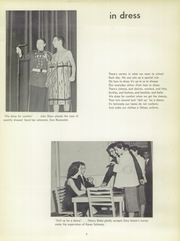 Page 11, 1957 Edition, Shaker Heights High School - Gristmill Yearbook (Shaker Heights, OH) online yearbook collection