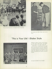 Page 14, 1957 Edition, Shaker Heights High School - Gristmill Yearbook (Shaker Heights, OH) online yearbook collection