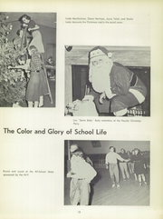 Page 17, 1957 Edition, Shaker Heights High School - Gristmill Yearbook (Shaker Heights, OH) online yearbook collection