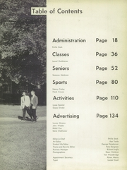 Page 7, 1957 Edition, Shaker Heights High School - Gristmill Yearbook (Shaker Heights, OH) online yearbook collection