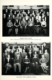 Page 13, 1946 Edition, Kitchener Waterloo Collegiate and Vocational School - Grumbler Yearbook (Kitchener, Ontario Canada) online yearbook collection