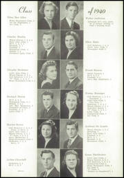 Page 15, 1940 Edition, Harbor Creek High School - Harborian Yearbook (Erie, PA) online yearbook collection