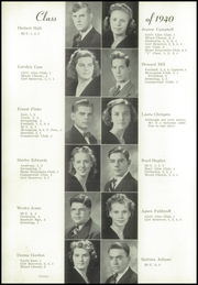 Page 16, 1940 Edition, Harbor Creek High School - Harborian Yearbook (Erie, PA) online yearbook collection