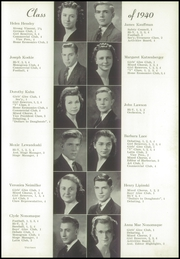Page 17, 1940 Edition, Harbor Creek High School - Harborian Yearbook (Erie, PA) online yearbook collection