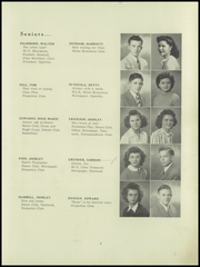 Page 13, 1946 Edition, Harbor Creek High School - Harborian Yearbook (Erie, PA) online yearbook collection