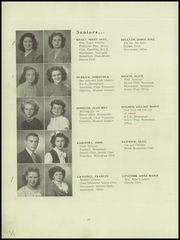 Page 14, 1946 Edition, Harbor Creek High School - Harborian Yearbook (Erie, PA) online yearbook collection