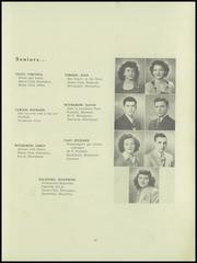 Page 17, 1946 Edition, Harbor Creek High School - Harborian Yearbook (Erie, PA) online yearbook collection