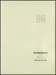 Page 5, 1946 Edition, Harbor Creek High School - Harborian Yearbook (Erie, PA) online yearbook collection