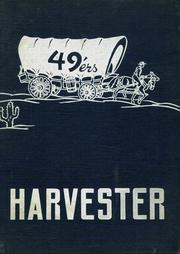 1949 Edition, Sand Creek High School - Harvester Yearbook (Sand Creek, MI)
