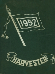 1952 Edition, Sand Creek High School - Harvester Yearbook (Sand Creek, MI)