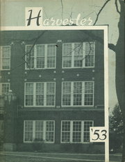 Page 1, 1953 Edition, Sand Creek High School - Harvester Yearbook (Sand Creek, MI) online yearbook collection