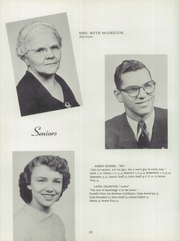 Page 14, 1953 Edition, Sand Creek High School - Harvester Yearbook (Sand Creek, MI) online yearbook collection