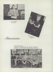 Page 8, 1953 Edition, Sand Creek High School - Harvester Yearbook (Sand Creek, MI) online yearbook collection