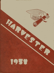 Page 1, 1958 Edition, Sand Creek High School - Harvester Yearbook (Sand Creek, MI) online yearbook collection