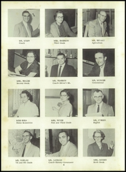 Page 12, 1958 Edition, Sand Creek High School - Harvester Yearbook (Sand Creek, MI) online yearbook collection