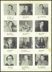Page 13, 1958 Edition, Sand Creek High School - Harvester Yearbook (Sand Creek, MI) online yearbook collection