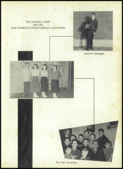 Page 7, 1958 Edition, Sand Creek High School - Harvester Yearbook (Sand Creek, MI) online yearbook collection