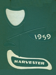 1959 Edition, Sand Creek High School - Harvester Yearbook (Sand Creek, MI)