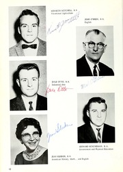 Page 14, 1963 Edition, Sand Creek High School - Harvester Yearbook (Sand Creek, MI) online yearbook collection