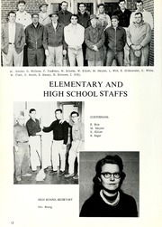 Page 16, 1963 Edition, Sand Creek High School - Harvester Yearbook (Sand Creek, MI) online yearbook collection