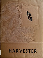 1964 Edition, Sand Creek High School - Harvester Yearbook (Sand Creek, MI)