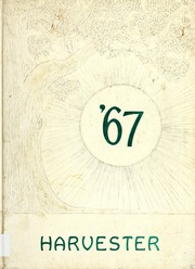 1967 Edition, Sand Creek High School - Harvester Yearbook (Sand Creek, MI)