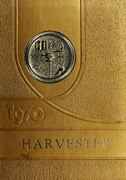 1970 Edition, Sand Creek High School - Harvester Yearbook (Sand Creek, MI)