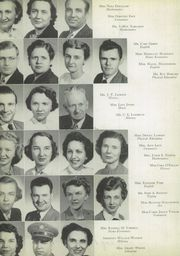 Page 12, 1951 Edition, Hapeville High School - Hilltop Yearbook (Hapeville, GA) online yearbook collection