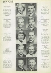Page 16, 1951 Edition, Hapeville High School - Hilltop Yearbook (Hapeville, GA) online yearbook collection