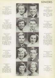 Page 17, 1951 Edition, Hapeville High School - Hilltop Yearbook (Hapeville, GA) online yearbook collection