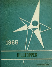 1965 Edition, Grover Hill High School - Hilltopper Yearbook (Grover Hill, OH)