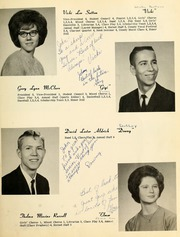 Page 15, 1965 Edition, Grover Hill High School - Hilltopper Yearbook (Grover Hill, OH) online yearbook collection