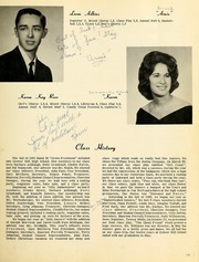 Page 17, 1965 Edition, Grover Hill High School - Hilltopper Yearbook (Grover Hill, OH) online yearbook collection