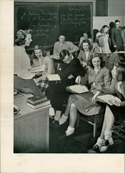 Page 12, 1947 Edition, Thomas Carr Howe Community High School - Hilltopper Yearbook (Indianapolis, IN) online yearbook collection