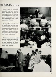 Page 13, 1952 Edition, Thomas Carr Howe Community High School - Hilltopper Yearbook (Indianapolis, IN) online yearbook collection
